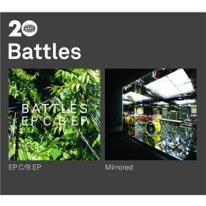 Cover - Battles: Mirrored / EP C / B EP
