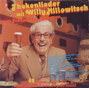 Cover - Willy Millowitsch: Thekenlieder Mit Willy Millowitsch
