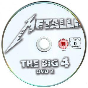 The Big 4 Live From Sofia, Bulgaria (2-DVD) - Bild 3