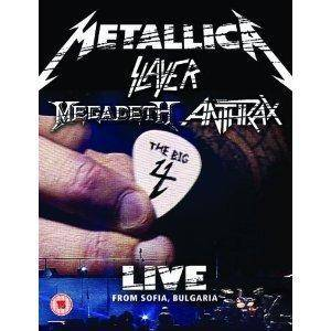 The Big 4 Live From Sofia, Bulgaria (2-DVD) - Bild 1
