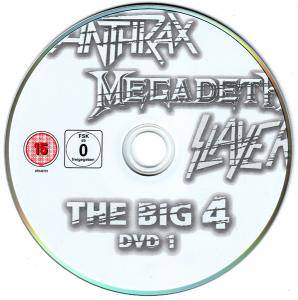 The Big 4 Live From Sofia, Bulgaria (2-DVD) - Bild 4
