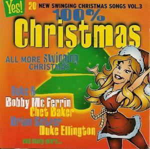 Cover - Chet Baker: 100% Christmas Vol. 3