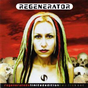 Cover - Regenerator: Regenerated X