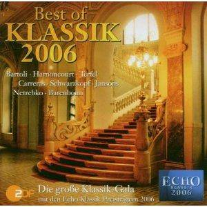 Cover - Carl Zeller: Best Of Klassik 2006