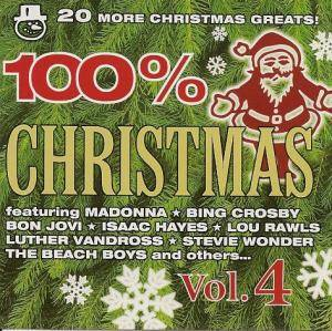 Cover - Dean Martin: 100% Christmas Vol. 4