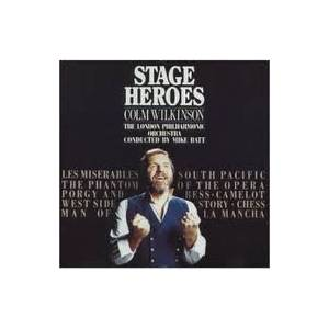 Cover - Colm Wilkinson: Stage Heroes