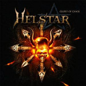 Helstar: Glory Of Chaos - Cover