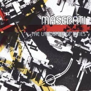 Maserati: Language Of Cities, The - Cover
