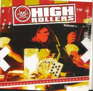 High Rollers vol 1. [ecp records & Blunt Magazine & Bombshell Zine] - Cover