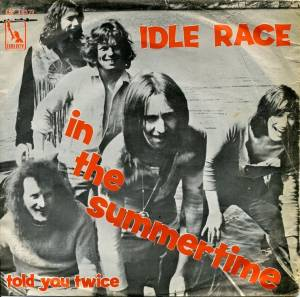 Cover - Idle Race, The: In The Summertime