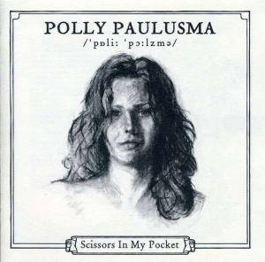 Cover - Polly Paulusma: Scissors In My Pocket