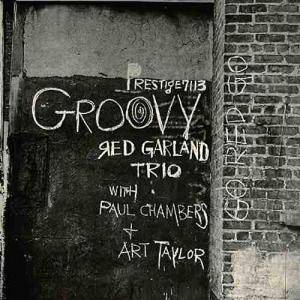 Cover - Red Garland Trio: Groovy