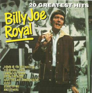 Cover - Billy Joe Royal: 20 Greatest Hits