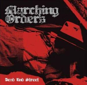 Cover - Marching Orders: Dead End Street