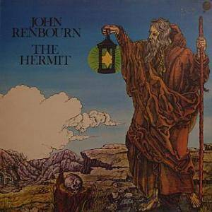 John Renbourn: Hermit, The - Cover