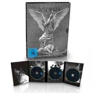 Behemoth: Evangelia Heretika (2-DVD + CD) - Bild 1