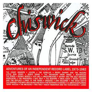 Cover - Johnny And The Self Abusers: Chiswick Story, The