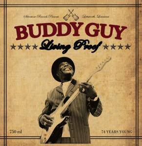 Buddy Guy: Living Proof - Cover