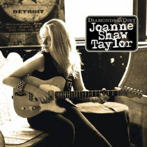 Joanne Shaw Taylor: Diamonds In The Dirt - Cover