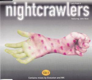 Cover - Nightcrawlers: Let's Push It