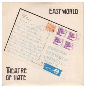Cover - Theatre Of Hate: Eastworld