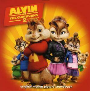 Cover - Queensberry: Alvin And The Chipmunks 2