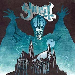 Ghost: Opus Eponymous - Cover