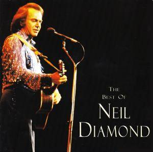 Neil Diamond: Best Of, The - Cover