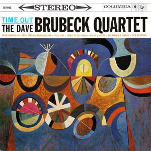 Cover - Dave Brubeck Quartet, The: Time Out