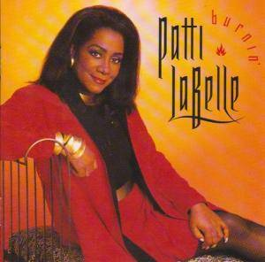 Patti LaBelle: Burnin' - Cover
