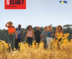 S Club 7: S Club Party - Cover