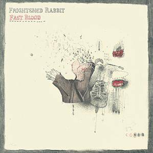 Cover - Frightened Rabbit: Fast Blood