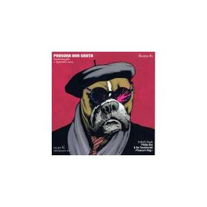 Cover - Monta: Picasso's Dog / Wire