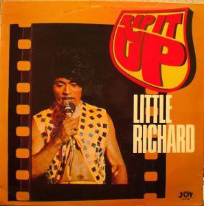 Cover - Little Richard: Rip It Up