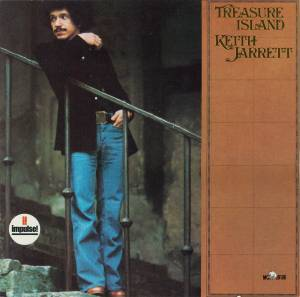 Cover - Keith Jarrett: Treasure Island