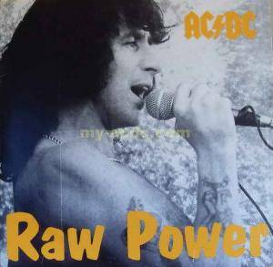AC/DC: Raw Power - Cover
