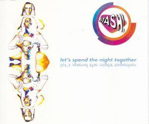 Cover - Mash!: Let's Spend The Night Together