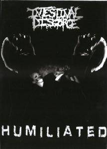 Intestinal Disgorge: Humiliated - Cover