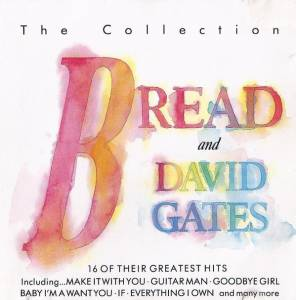 Cover - David Gates: Collection, The