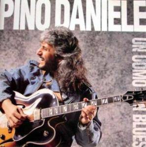 Cover - Pino Daniele: Un Uomo In Blues