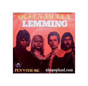 Cover - Lemming: Queen Jacula