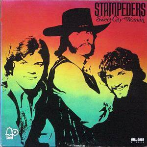 Cover - Stampeders: Sweet City Woman