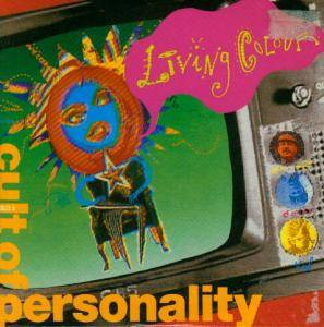 Living Colour: Cult Of Personality - Cover