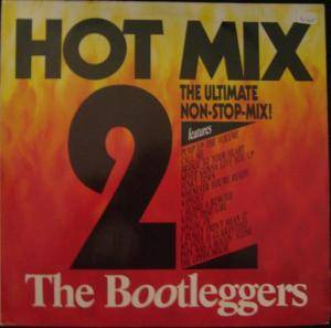 Cover - Bootleggers: Hot Mix 2