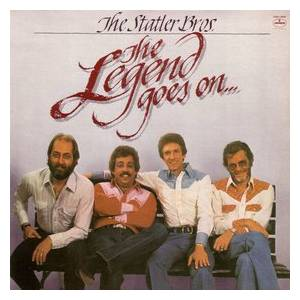 Cover - Statler Brothers: Legend Goes On, The