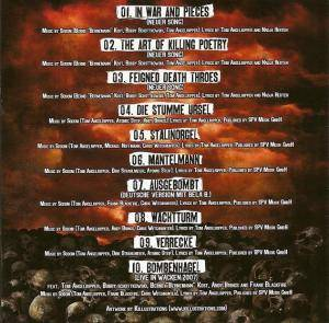 Sodom: The Art Of Killing Poetry (CD) - Bild 2