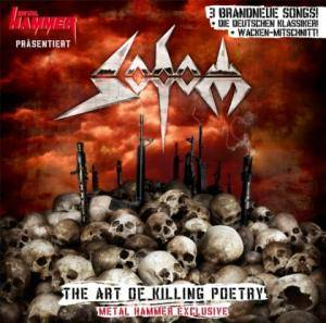 Sodom: The Art Of Killing Poetry (CD) - Bild 1