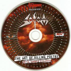 Sodom: The Art Of Killing Poetry (CD) - Bild 5