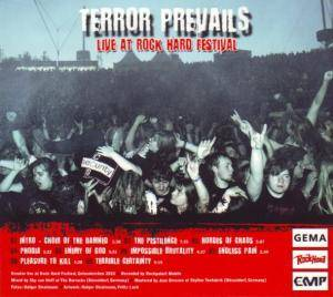 Kreator: Terror Prevails - Live At Rock Hard Festival (CD) - Bild 4
