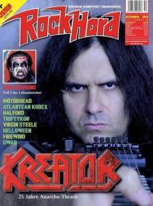 Kreator: Terror Prevails - Live At Rock Hard Festival (CD) - Bild 6